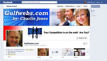 Enhance your website traffic with Facebook, YouTube, Google+ and Twitter