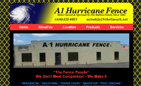 A1 Hurricane Fence Industries