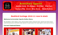 ArmChair Sports Cards - Hockey Collectibles