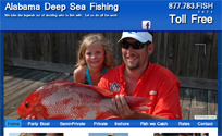 Alabama Deep Sea Fishing