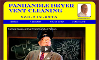 Panhandle Dryer Vent Cleaning