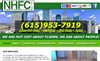 Nashville Hardwood Floor Care