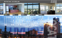 Little Rock High Rise Condo For Sale